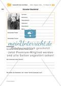 Malen mit der Schere: Fantasievolle Formen nach Matisse Preview 16