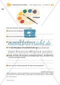 Malen mit der Schere: Fantasievolle Formen nach Matisse Preview 20