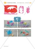 Malen mit der Schere: Fantasievolle Formen nach Matisse Preview 22