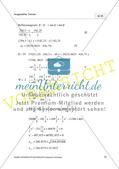 Analytische Geometrie auf dem Billardtisch Preview 10