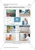 Sachinformationen zum Thema Arbeiten im Haus und Garten Preview 1