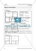 Sachaufgaben zum Thema Wohnungsrenovierung Preview 1