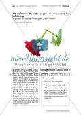Deutsch_neu, Sekundarstufe I, Sekundarstufe II, Literatur, Literarische Gattungen, Drama, Aufklärung, Gotthold Ephraim Lessing, bürgerliches Trauerspiel