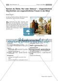 Altes Testament: Frauen in der Bibel Preview 1