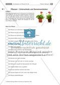 Pflanzen: Blätter, Sprossachsen Preview 1