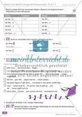 Gleich und ähnlich klingende Konsonanten: D d / T t Preview 3