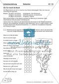 Aufsatzerziehung: Satzarten Preview 1