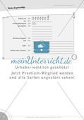 Blanko-Kopiervorlage für eigene Minigolf-Bahnen Preview 1