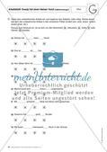 Fördermaterial für den DaZ-Unterricht: Klasse 9-10 - Teil 1 Preview 3