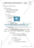 Fördermaterial für den DaZ-Unterricht: Klasse 9-10 - Teil 3 Preview 3
