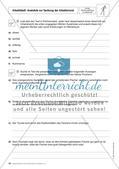 Fördermaterial für den DaZ-Unterricht: Klasse 9-10 - Teil 3 Preview 6