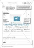 Fördermaterial für den DaZ-Unterricht: Klasse 9-10 - Teil 6 Preview 3