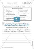 Fördermaterial für den DaZ-Unterricht: Klasse 9-10 - Teil 6 Preview 9