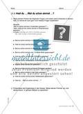 DaZ-Grammatiktrainer: Perfekt – Teil 2 Preview 3
