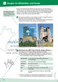 Burgen im Mittelalter und heute Preview 2
