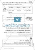 Freiarbeitsmaterialien für die 6. Klasse: Englisch – Teil 1 Preview 8
