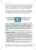 Festigung der Rechenkompetenz im Zahlraum bis 100 (18.–25. Woche) Preview 1
