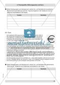 Finanzpolitik, Währungsunion und Euro Preview 2