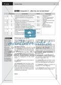 """Konjunktiv II – """"Mein Hut, der hat drei Ecken"""" Preview 1"""