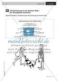 Zeichensetzung in der direkten Rede – ein Übungsblatt entwerfen Preview 2