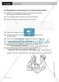 Zeichensetzung in der direkten Rede – ein Übungsblatt entwerfen Preview 3
