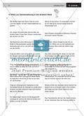 Zeichensetzung in der direkten Rede – ein Übungsblatt entwerfen Preview 4