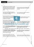 Zeichensetzung in der direkten Rede – ein Übungsblatt entwerfen Preview 5