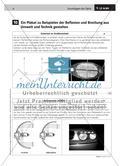 LS 10 Ein Plakat zu Beispielen der Reflexion und Brechung aus Umwelt und Technik gestalten Preview 3