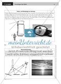LS 10 Ein Plakat zu Beispielen der Reflexion und Brechung aus Umwelt und Technik gestalten Preview 4