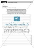 Lernwörter in Geheimschrift schreiben und lesen Preview 3