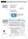 Subjekt und Prädikat als zentrale Satzbausteine entdecken Preview 3