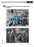 LS 04 Die Soziale Frage – Informationen im Gruppenpuzzle erarbeiten Preview 3