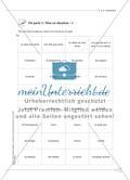 Sprechkompetenz-Training Französisch Lernjahr 5-6 – AB 1 - 8 Preview 1