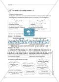Sprechkompetenz-Training Französisch Lernjahr 5-6 – AB 1 - 8 Preview 6