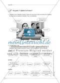 Sprechkompetenz-Training Französisch Lernjahr 5-6 – AB 1 - 8 Preview 8