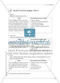 Sprechkompetenz-Training Französisch Lernjahr 5-6 – AB 9 - 14 Preview 1