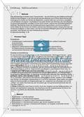 Einführung: Additionsverfahren Preview 1