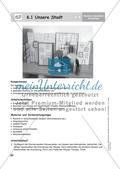 Kunst_neu, Primarstufe, Körperhaft-räumliches Gestalten, Materialien, Andere Materialien, Karton, Haus, Stadt, Farbe, Form, Komposition, Technik