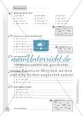 Terme und Gleichungen Preview 2