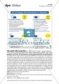 Infografik: Die wichtigsten EU-Institutionen im Überblick Preview 1