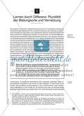 Lernen durch Differenz: Pluralität der Bildungsorte und Vernetzung Preview 1