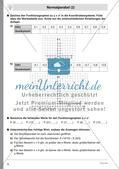 Quadratische Funktionen – Teil 1 Preview 2