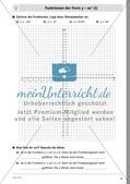 Quadratische Funktionen – Teil 1 Preview 7