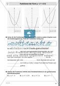 Quadratische Funktionen – Teil 2 Preview 1