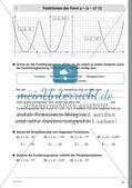 Quadratische Funktionen – Teil 3 Preview 1