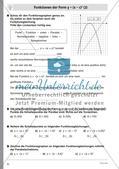 Quadratische Funktionen – Teil 3 Preview 2