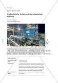 Großtechnische Verfahren in der chemischen Industrie Preview 1