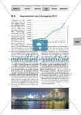 Klausurvorschlag: Vergleich der Städte Chongqing und Shanghai Preview 11