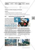 Klausurvorschlag: Vergleich der Städte Chongqing und Shanghai Preview 7