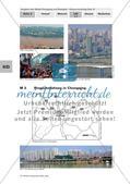 Klausurvorschlag: Vergleich der Städte Chongqing und Shanghai Preview 8